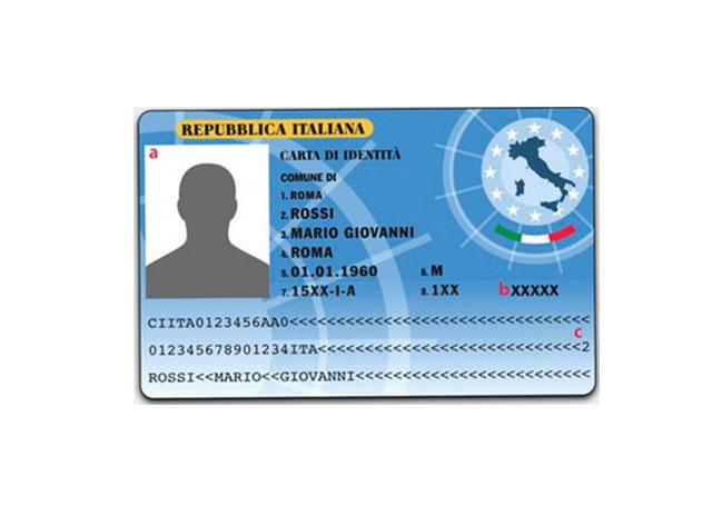 RILASCIO Carta d'Identità Elettronica (CIE)