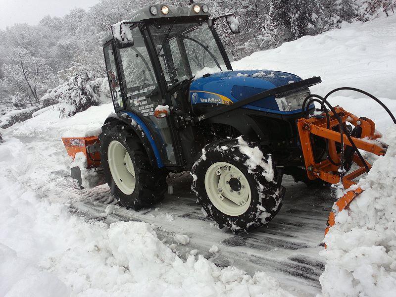 Avviso Pubblico: Piano neve stagione invernale 2019