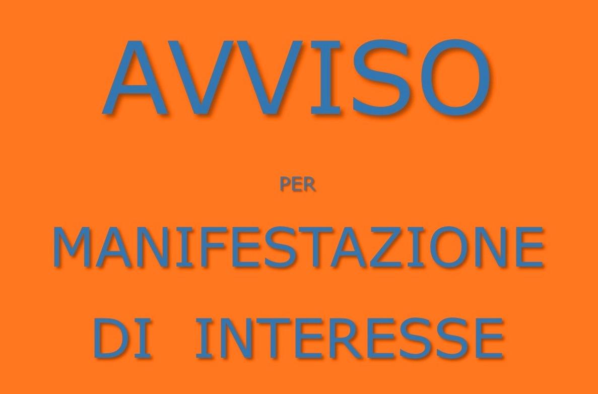 AVVISO per Manifestazione di interesse per la fornitura di servizi