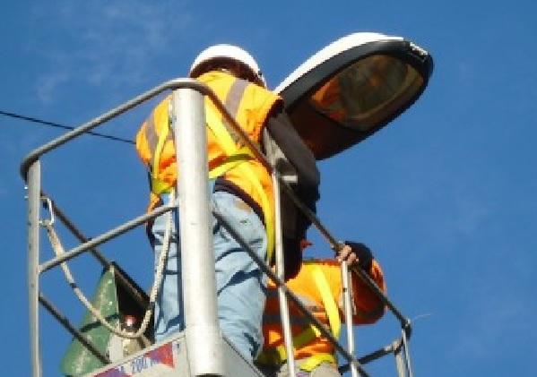 Procedura negoziata per l'affidamento dell'appalto dei lavori sulla pubblica illuminazione